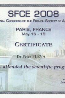 Certifikát 7