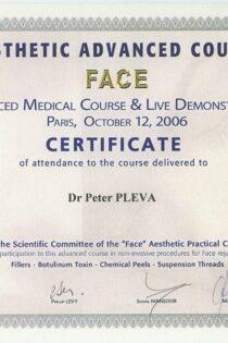 Certifikát 9