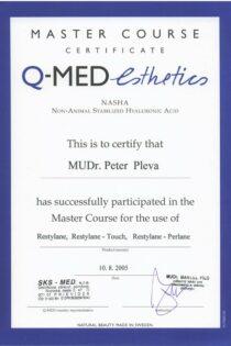 Certifikát 14