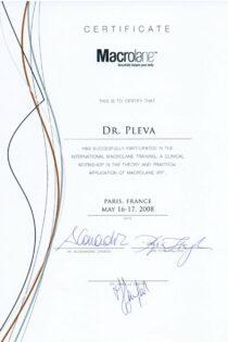 Certifikát 16